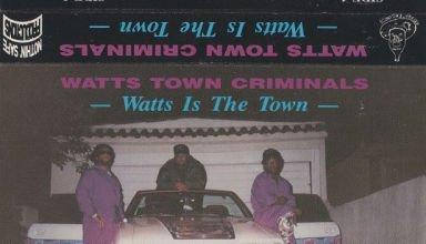 watts town criminals album